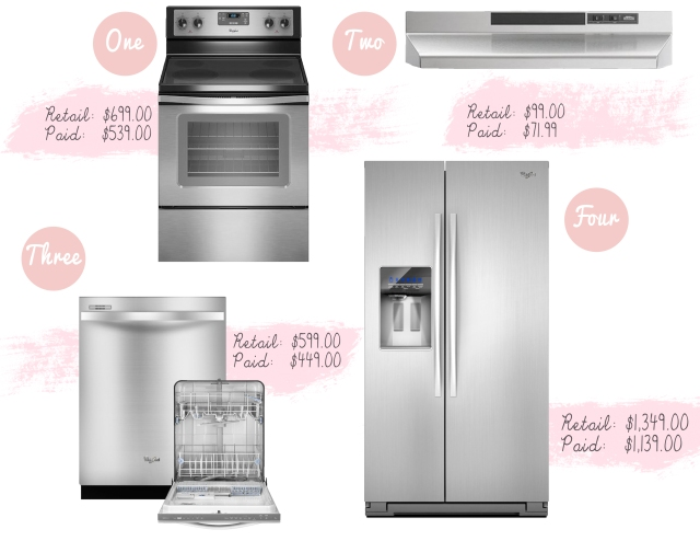 Day 13 major appliances glossy torn - Home appliances that we thought ...
